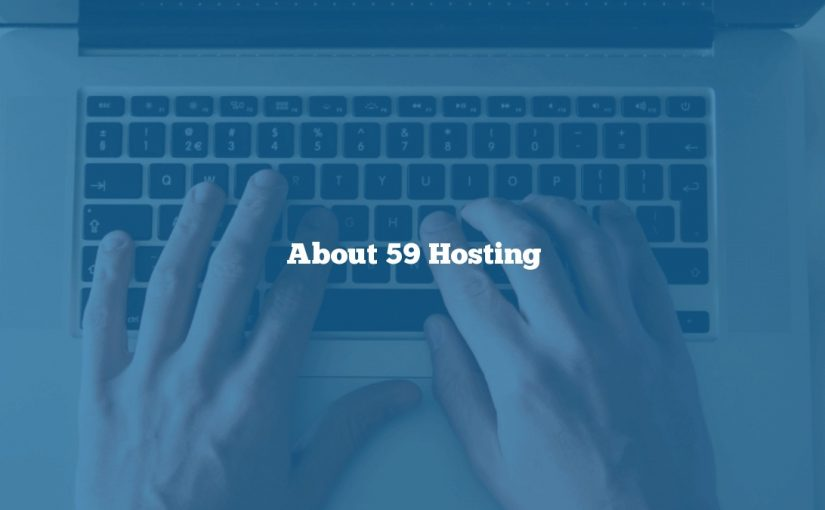 About 59 Hosting